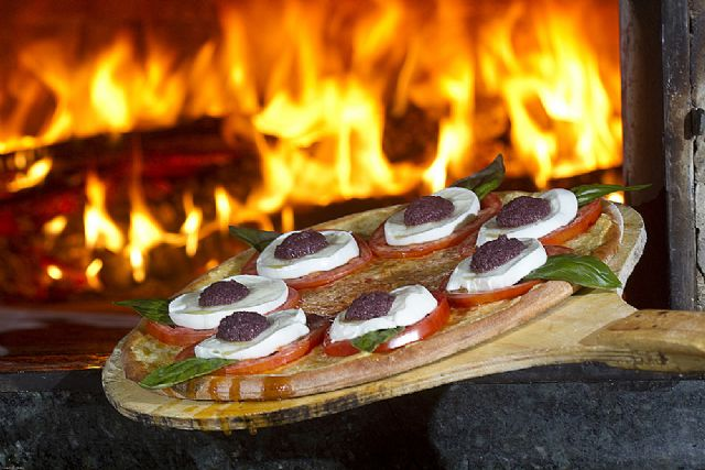 franquia de pizzaria-operacional