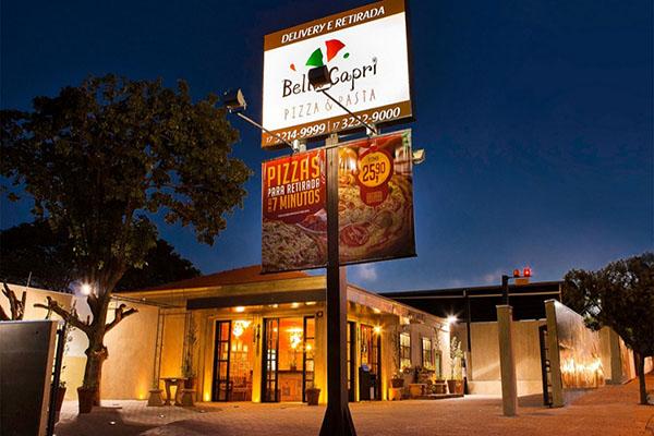 franquia de pizzaria-marketing